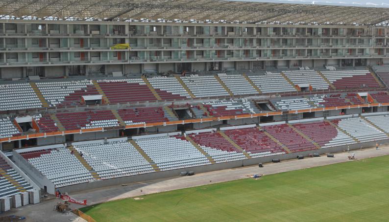 Lima estadio nacional remodelaci n culminado page for Puerta 9 del estadio nacional de lima