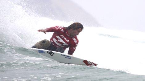 Gabriel Villarán también destacó en esta primera jornada del Mundial ISA 2011.
